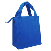 Royal Blue Standard Insulated Cooler Tote Thumb