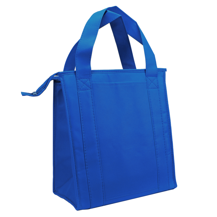 Royal Blue Standard Insulated Cooler Tote