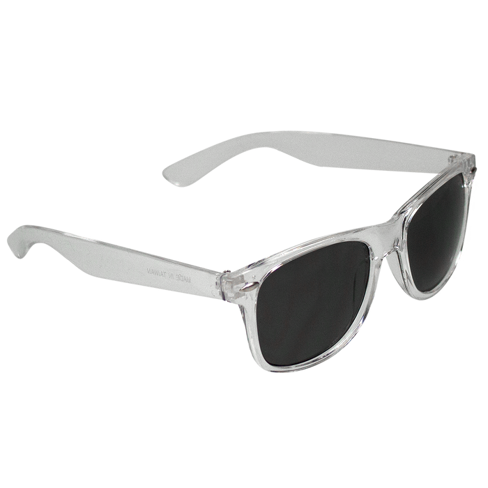 Clear Classic Color Sunglasses