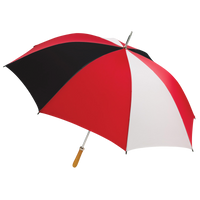 Red/Black/White Jupiter Umbrella Thumb