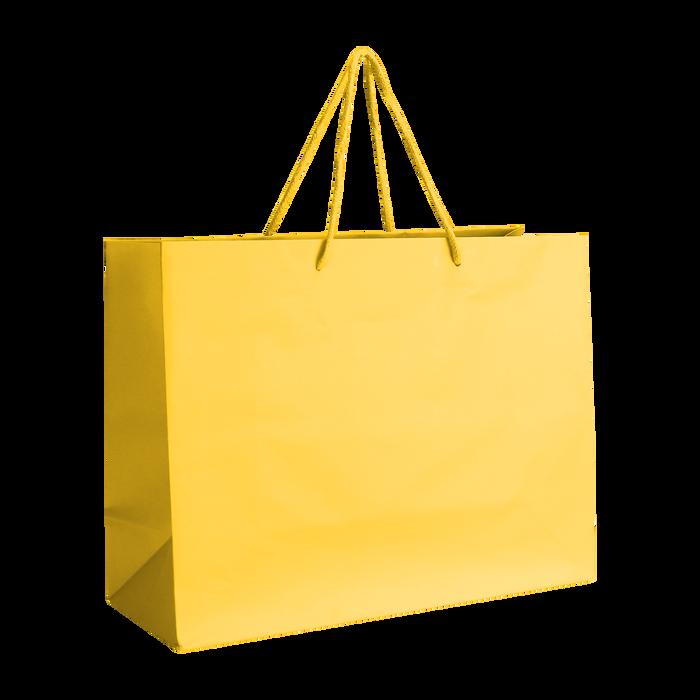 Sun Medium Matte Shopper Bag