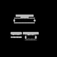 Chrome Stylus Pen Thumb