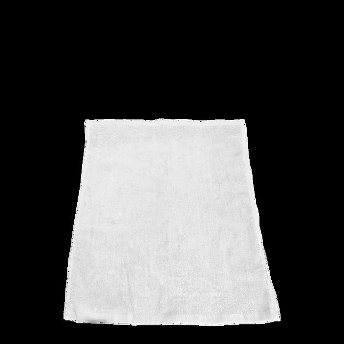 White Classic White Rally Towel