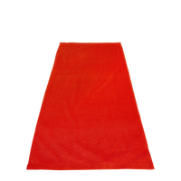 Red Flex Color Fitness Towel Thumb