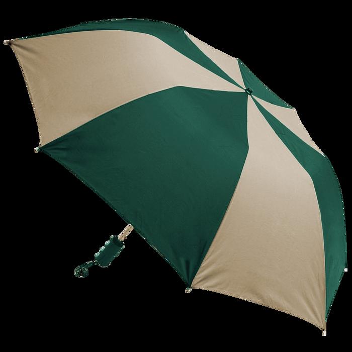 Hunter/Tan Classic Umbrella
