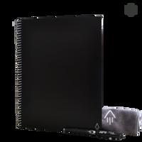 Black Rocketbook Fusion Letter Thumb