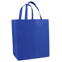 Royal Blue American Made Grocery Bag Thumb