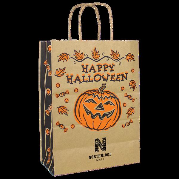 paper bags,  halloween bags,