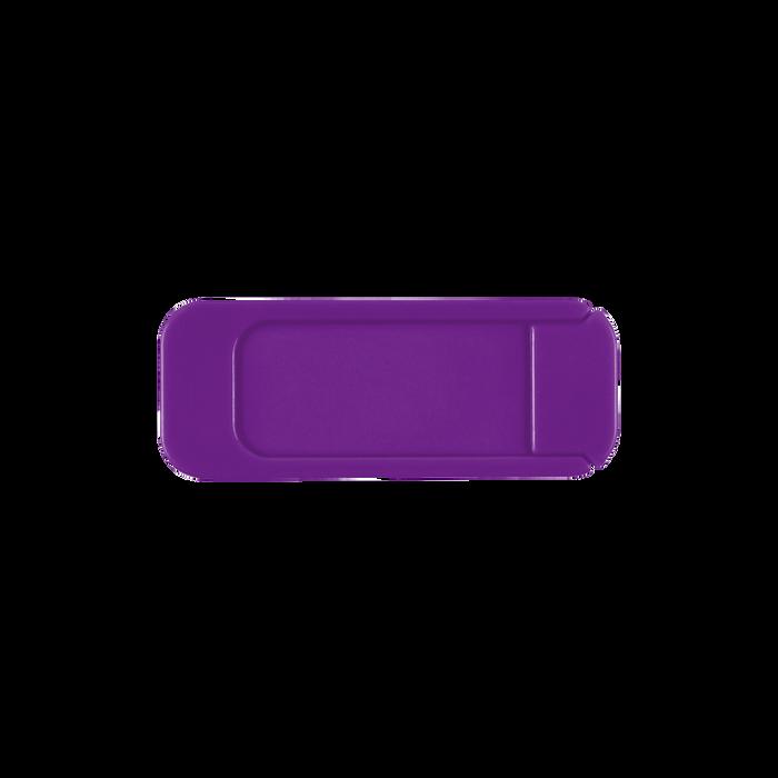 Purple Sliding Webcam Cover