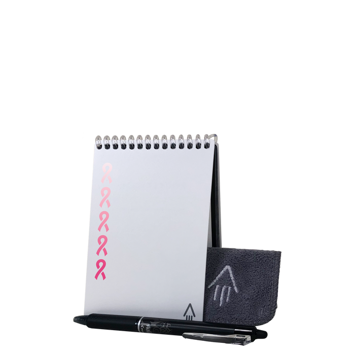 White with #LaunchforHope Rocketbook Everlast Mini