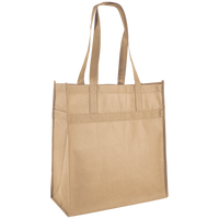 Light Khaki Little Tex Grocery Bag Thumb