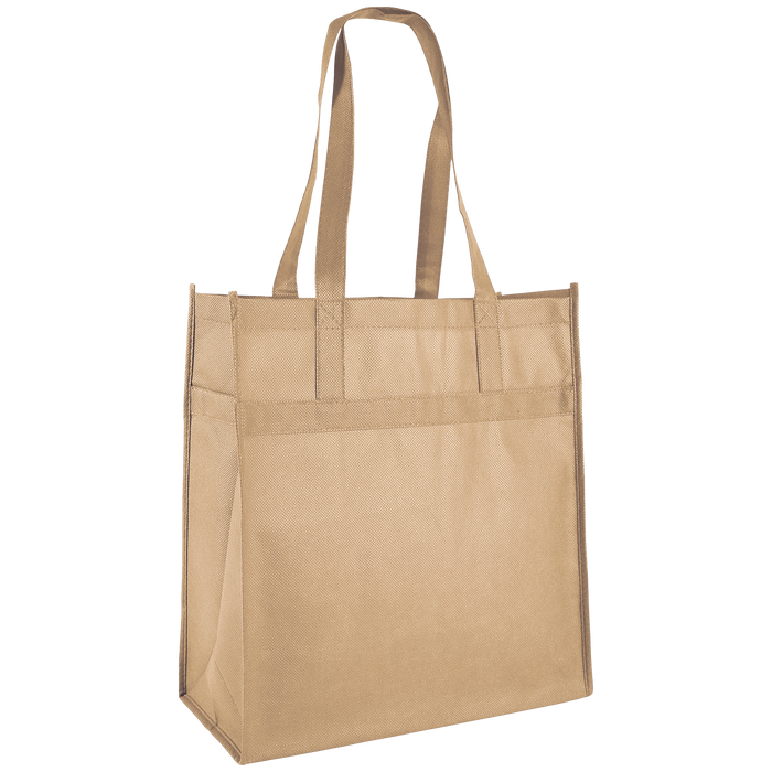 Light Khaki Little Tex Grocery Bag