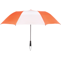 Orange/White Mercury Umbrella Thumb