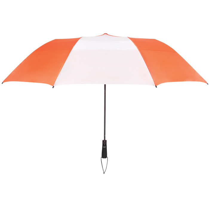 Orange/White Mercury Umbrella