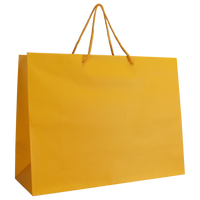 Mango Large Matte Shopper Bag Thumb