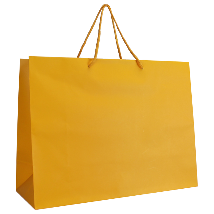 Mango Large Matte Shopper Bag