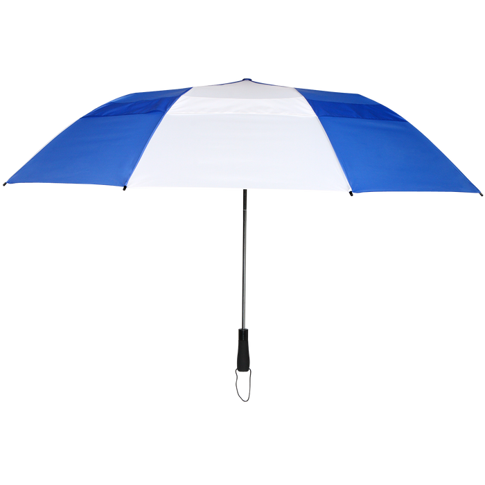 Royal/White Mercury Umbrella