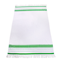 Windsor Fringed Beach Towel Thumb