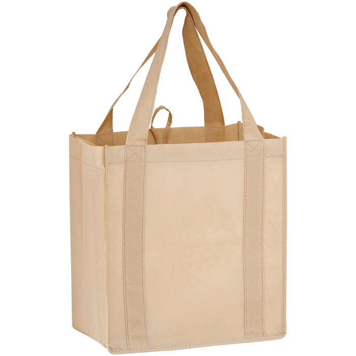 Light Khaki Little Storm Grocery Bag