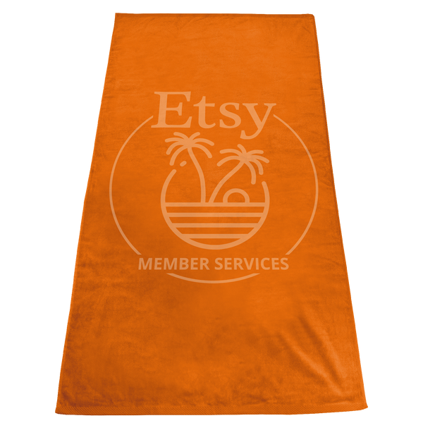 color beach towels,  best selling towels,  embroidery,  silkscreen imprint,