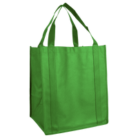 Lime Green Wine & Dine Reusable Tote Bag Thumb