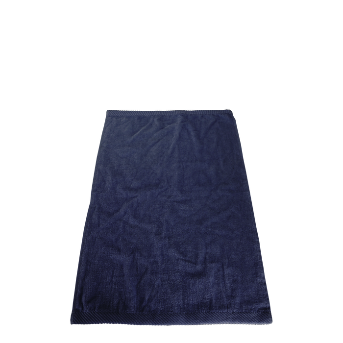 Navy Champion Color Fitness Towel