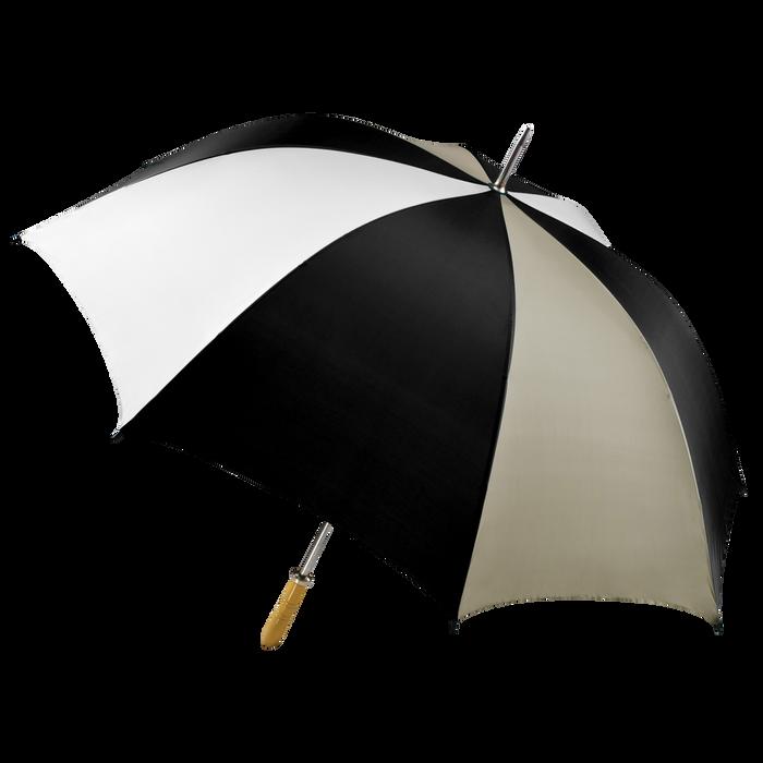 Tan/Black/White Jupiter Umbrella