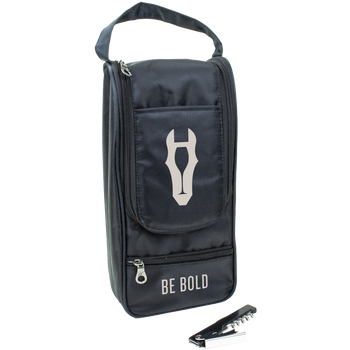 Insulated 2 Bottle Wine Bag
