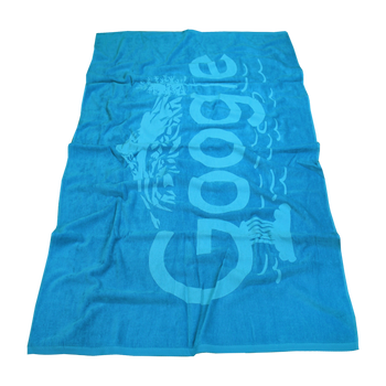 Seascape Color Beach Towel