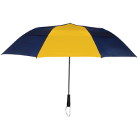 Navy/Gold Mercury Umbrella Thumb