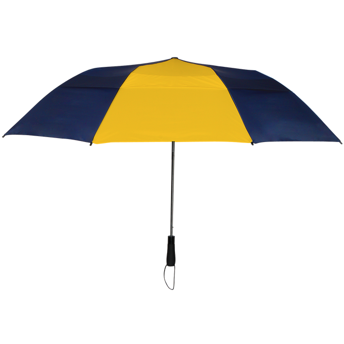 Navy/Gold Mercury Umbrella