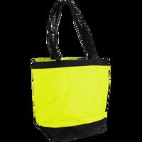Lemon Clipper Beach Tote Bag Thumb