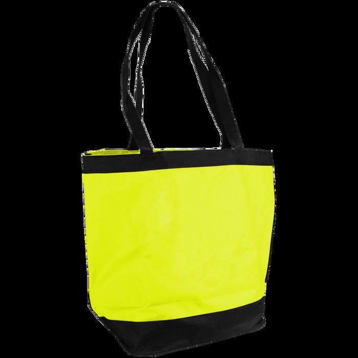 Lemon Clipper Beach Tote Bag