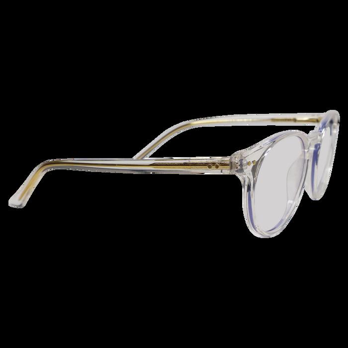 Clear Modern Blue Light Blocking Glasses