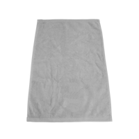Grey Ultraweight Colored Fitness Towel Thumb