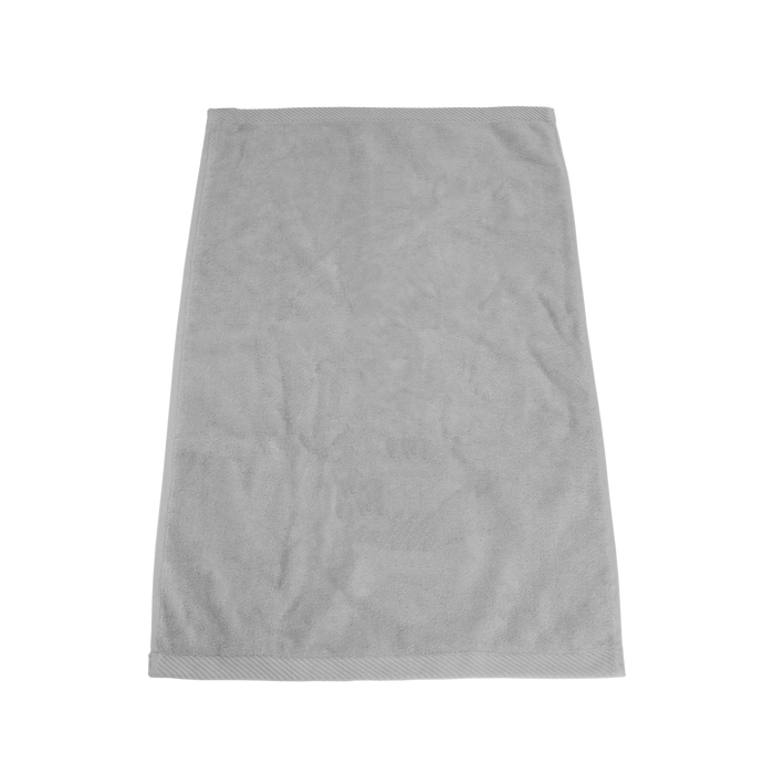 Grey Ultraweight Colored Fitness Towel
