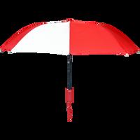 Red/White Polaris Umbrella Thumb