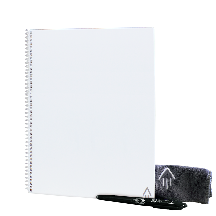 White Rocketbook Core Letter (Everlast)