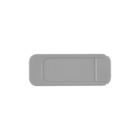Silver Sliding Webcam Cover Thumb