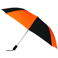 Orange/Black Atlas Umbrella Thumb