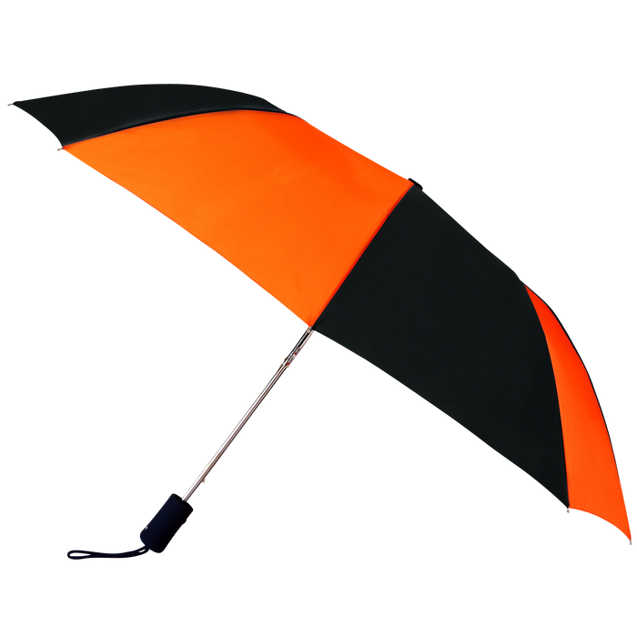 Orange/Black Atlas Umbrella