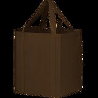 Brown Big Storm Grocery Bag Thumb