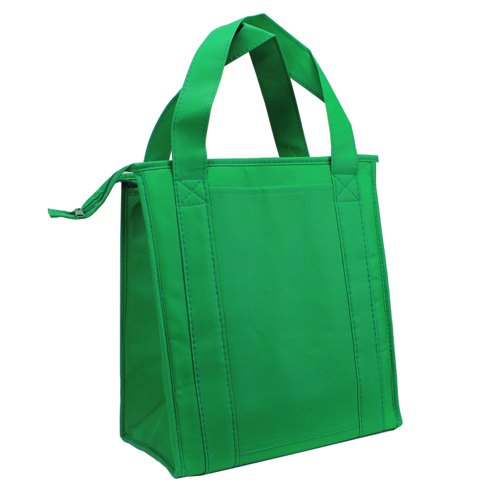 Green Standard Insulated Cooler Tote