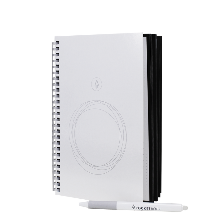 White Rocketbook Wave Executive - White