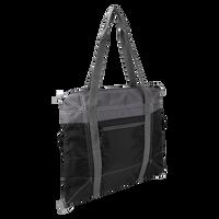Black Mini Urban Expandable Soft Cooler Bag Thumb