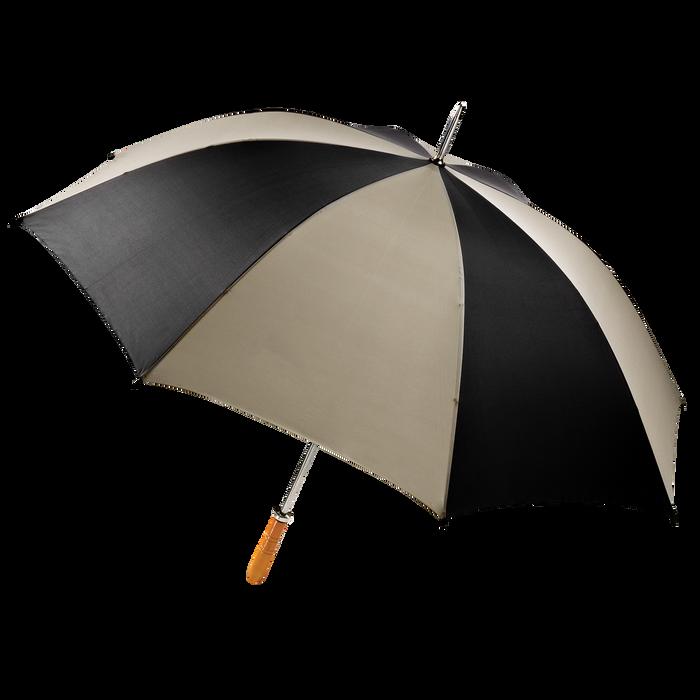 Black/Tan Jupiter Umbrella