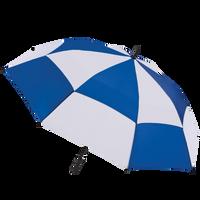 Royal/White Hydra totes® Umbrella Thumb
