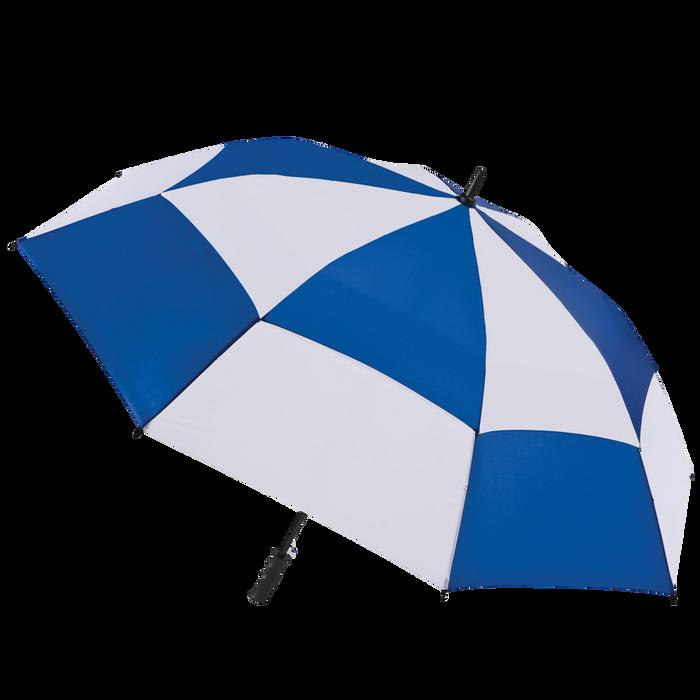 Royal/White Hydra totes® Umbrella