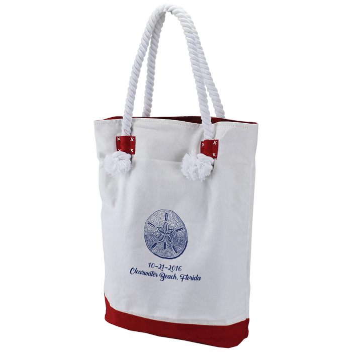 Catamaran Canvas Tote
