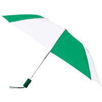 Kelly Green/White Atlas Umbrella Thumb